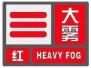 大雾红色预警!江苏已有8条高速特级管制
