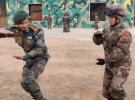 中国军人向印度士兵亲授太极拳视频走红 网友评论亮了!
