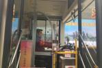 交通运输部:公交车驾驶区防护侧围最低1.6米 3月起实施