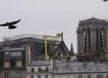 巴黎圣母院修复工作面临多重挑战