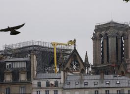 巴黎圣母院突遭大火!细数那些年毁于大火的人类文明