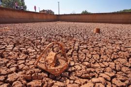 近期中国部分地区出现严重干旱 专家释疑