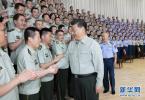 强化责任担当 聚力备战打仗——习近平主席在空军某基地视察引起强烈反响