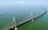 港珠澳大桥通车一周年 验放旅客1400万人次