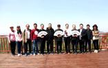 近20家媒体代表踏访仰韶仙门山 探寻豫酒振兴之路
