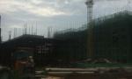 工人讨薪未果从楼盘工地塔吊纵身跳下 当场身亡