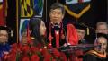 中国留学生毕业演讲红了 出国为了新鲜的空气