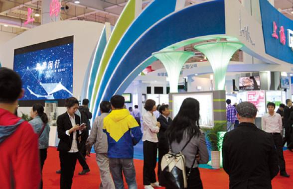 2017大连国际工业博览会开幕 最大看点沪连合作