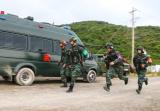 武警台州支队特战队员奔赴舟山海岛挑战极限训练