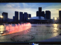大连东港音乐喷泉广场及部分道路实施交通限制或封闭