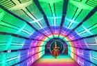 地下3D梦幻灯光秀