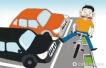 济宁驾驶员通宵开车途中打盹撞了电动车 却继续前行