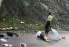救护车转院时遭车祸
