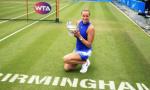科维托娃出战武汉网球公开赛 期待卫冕