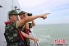 浙江一艘渔船沉没8人下落不明 多部门仍在搜救(图)