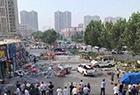 山东一商铺发生爆炸