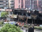 杭州餐馆爆炸事故尚有40人留院治疗 5名重伤者好转