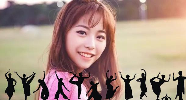 """18歲健美操女生""""跳進""""北大"""