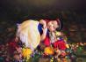 小婴儿变身迪士尼公主迷倒众人