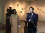 马占武总领事出席印度艺术家作品展