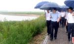 易炼红实地考察防汛工作:坚决打赢防御强降雨这场硬仗