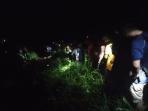 28名江蘇遊客被困險境,浙江臨海70位警民連夜救援