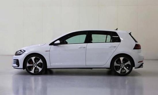 之前曝光的国产新款高尔夫GTI申报图-众多重磅新车将亮相成都车展