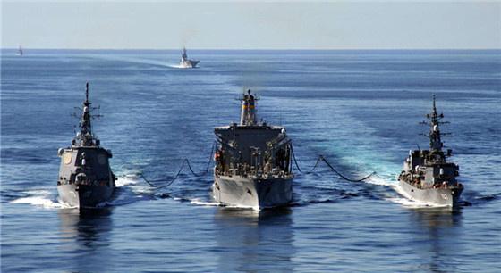 美日在钓鱼岛生事 中国表明捍卫主权决心