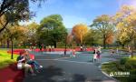 青岛双山南部打造城市山头公园 快来看效果图