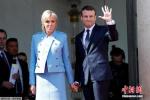 """法国爱丽舍宫给总统配偶定""""规矩"""":没工资、有经费"""