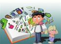学生放假家长作业却多了 专家:家长动口,孩子动手