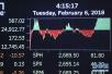 市场恐慌情绪缓解 纽约股市三大股指6日宽幅震荡后强劲反弹