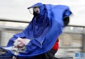 河南昨起黄河以南大部分地区迎降雨 全省阵风6级