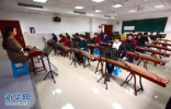 到2020年山东农村五分之一的老人将经常参与教育活动