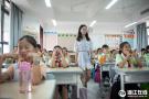美女老师为学生改变