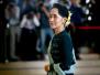 昂山素季:喜欢现在的中缅关系 感谢理解若开邦问题