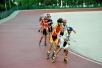 """锦州启动""""冰雪运动进校园"""" 并举行全市青少年轮滑比赛"""