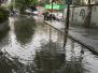 暴雨渐止 南京积淹水点基本排空