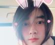 蒋劲夫沉迷扮小兔子