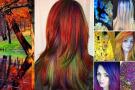 头发也能染成艺术品?