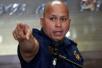 """外媒:綽號""""石頭""""的菲律賓警察總長或競選下任總統"""