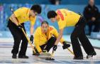 亚太冰壶锦标赛:中国男队进决赛 女队遭淘汰