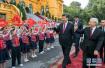 习近平访越期间,越南近8成中央政治局委员先后露面