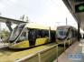 青岛现代有轨电车示范线获大奖 全省首条投资8亿元