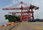 宁波舟山港集装箱吞吐量超2160万标箱 已超去年全年