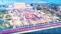 郑州东站东广场将建中央文化广场 联通高铁站汽车站等