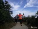 陈妙林首次挑战三十公里山地越野!七个多小时的酸爽!