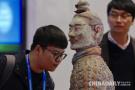 """互联网之光博览会上的""""高科技"""""""