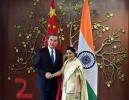 王毅会见印度外长:洞朗事件教训值得汲取,应避免再发生