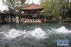 冬季是观湖和赏泉的好季节 来济南看趵突泉
